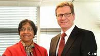 Navi Pillay / Guido Westerwelle / New York