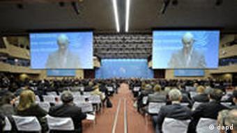 8. WTO-Ministerkonferenz in der Schweiz, Genf 2011