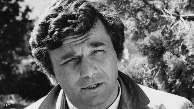 Headshot of Peter Falk (AP)