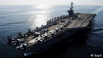 ناوگان پنجم دریایی آمریکا خود را مسئول حفظ امنیت خلیجفارس میداند