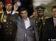 احمدینژاد در ونزوئلا