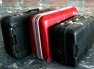 Скоро праздник - пора собирать чемоданы