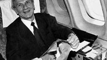 Honecker fliegt nach Chile