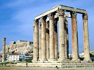 0,,672525 4,00 معبد زئوس  | تاریخ باستان تمدن عکسهای تاریخی