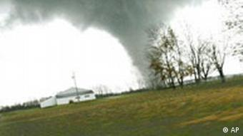 Tornado in den USA