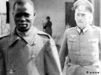 Um cisco nos olhos arianos de Hitler e seus homens