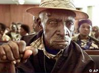 Hoffen auf Entschädigung - Opfer der Apartheid