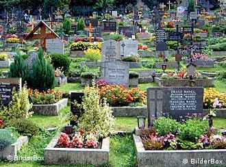 Being laid to rest isn't cheap