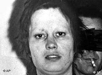 Ulrike Meinhof was arrested in 1972 and killed herself in 1976