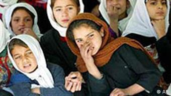 Afghanische Mädchen