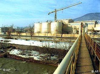 Aurul SA Baia Mare (februarie 2000)