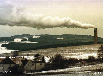 As emissões poluentes terão de ser reduzidas drasticamente até 2012