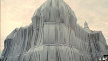 Der verhüllte Reichstag