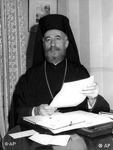 Arcebispo Makarios 3º