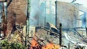 Bombenanschlag auf das Paradise Hotel in Mombasa