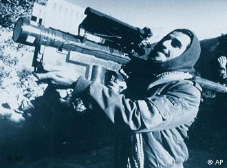 Stinger missiles, like this one in a late 1980s photo, are still in the hands of terrorists