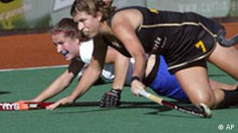 Frauenpower beim Hockey Weltcup in Australien