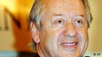 Paul Spiegel - Präsident des Zentralrats der Juden in Deutschland