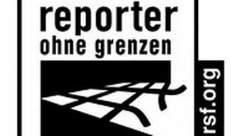 Reporter ohne Grenzen deutsches Logo deutsch