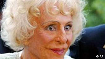 Leni Riefenstahl 100 Jahre alt