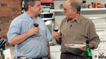 ALFREDISSIMO - Kochen mit Bio am 20.10.1995 Fernsehen macht glücklich Ausstellung