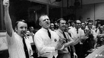 Apollo 13 gerettet (AP)