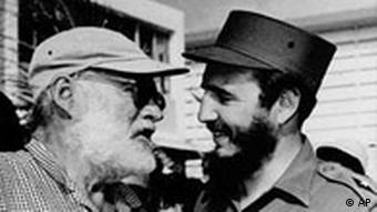 Castro und Hemingway