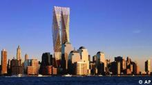 Architekturwettbewerb in New York, World Trade Center, von Foster und Partner