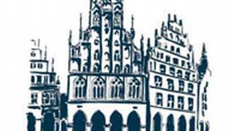 Мюнстерская ратуша. Здесь переговоры о заключении Вестфальского мира велись с католическими странами.