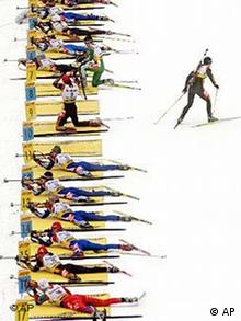 Biathlon World Cup in Oberhof