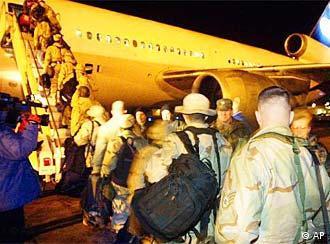 Estados Unidos envía 35.000 solados más a la región del Golfo Pérsico.