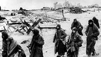 Sowjetunion Deutschland Geschichte Schlacht um Stalingrad 1943 Gefangenschaft
