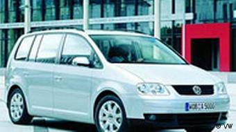 Das neue Modell von VW: Der Touran