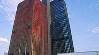 DW Broadcasting House in Cologne Bayental