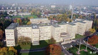 IG Farben former headquarters