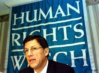 HRW-Sprecher José Miguel Vivanco