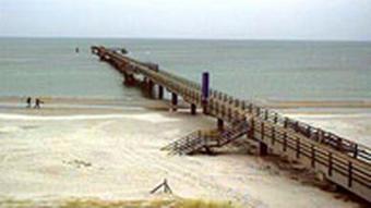 Seebrücke Prerow - Webcam 17.01.03