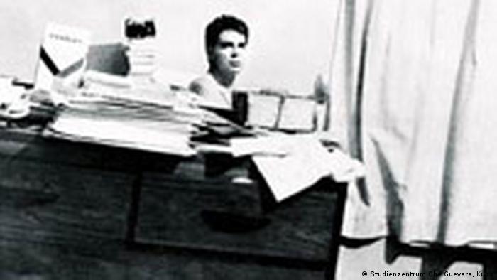 Selbstportrait von Che Guevara von 1965 (Studienzentrum Che Guevara, Kuba)