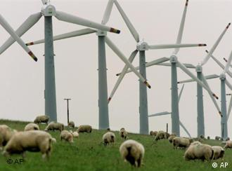 Schleswig-Holstein produces more than 30 percent of its power with wind