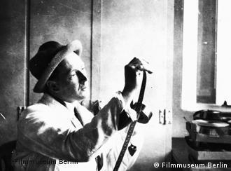 Friedrich Wilhelm Murnau em torno de 1925: herança em parte perdida