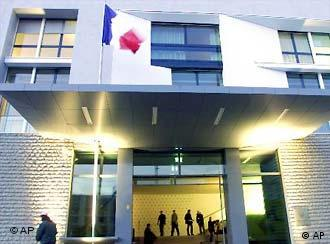 The French embassy