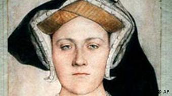 Porträt von Hans Holbein - The Younger