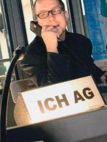 Ich AG Peter Kees Ausstellung