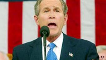 George Bush Rede zur Lage der Nation