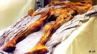 Eismumie Ötzi