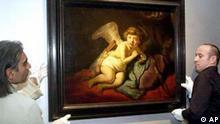 Rembrandt Ausstellung in Frankfurt