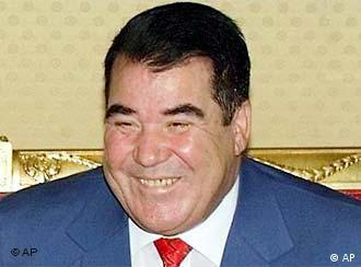 Сапармурат Ниязов