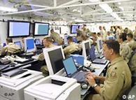 مرکز فرماندهی نیروهای آمریکایی در قطر