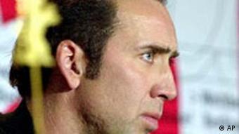 Nicolas Cage Berlinale