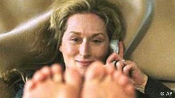 Merly Streep nominiert für einen Oskar